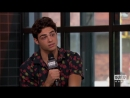 Noah Centineos First Reaction To The Sierra Burgess is a Loser Script  l BUILD Series