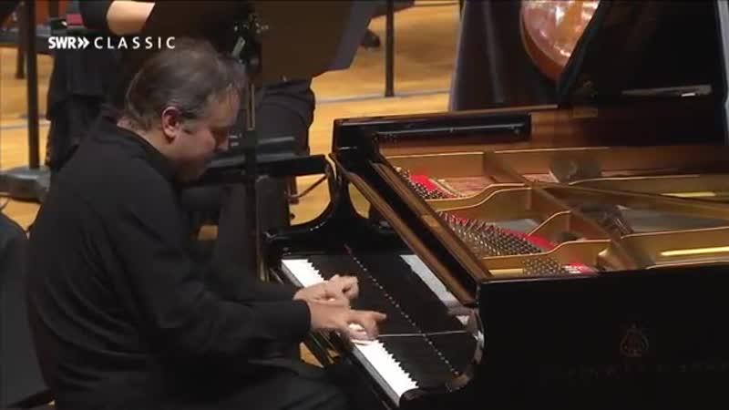 Volodin _ Carl Maria von Weber_ Konzertstück für Klavier und Orchester _ SWR Sym