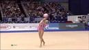 Silvia Miteva Ball AA 2010 World Championships HD