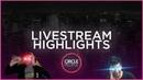 Osu Livestream Highlights Karthy 1000pp Choke Idke Halcyon HR Poland OWC Dropout Reactions