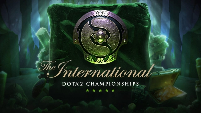 The International 2018. День 4. Группа B. paiN Gaming VS Team Serenity. Хайлайт