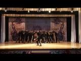 hip-hop team Profi Luna Park/choreography by Lil Mam
