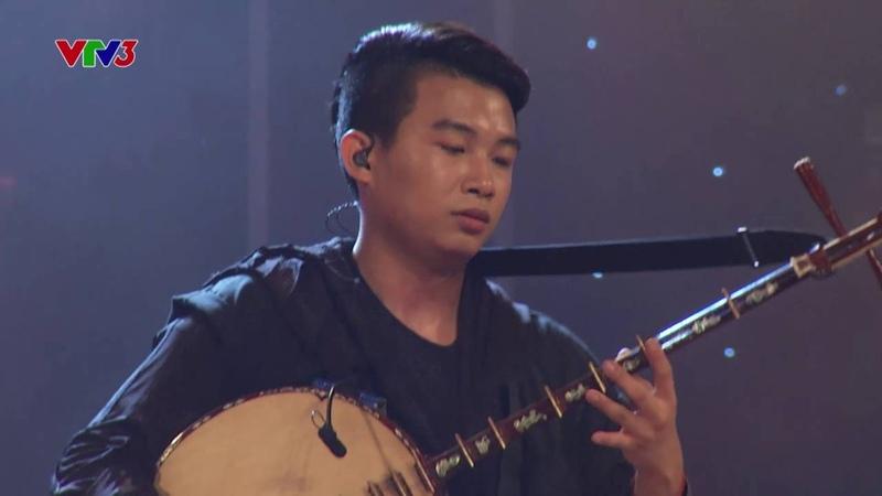 Vietnam's Got Talent 2016 -GALA CHUNG KẾT - ĐỘC TẤU ĐÀN NGUYỆT: SPECTRE - TRUNG LƯƠNG