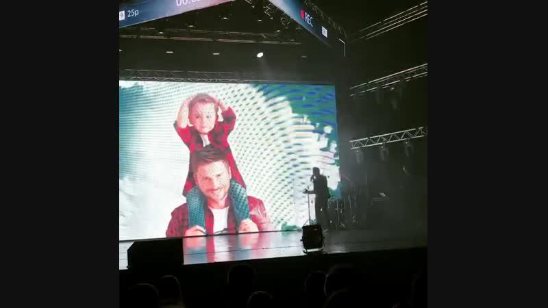 Сергей Лазарев - В эпицентре (шоу «N-TOUR» в Благовещенске)
