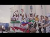 Песни иранских болельщиков в Саранске