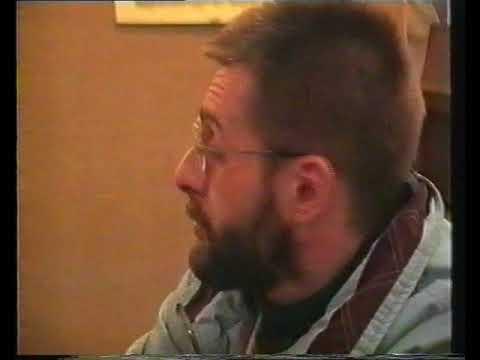 Персональная выставка Сергея Пшизова СИНКОПЫ. 2001 год.