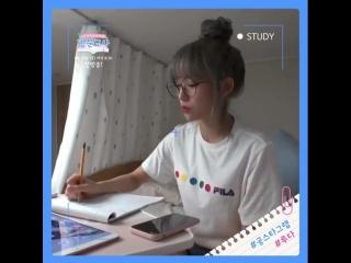 [SNS] 180807 mnet.tutor Instagram update @ Luda