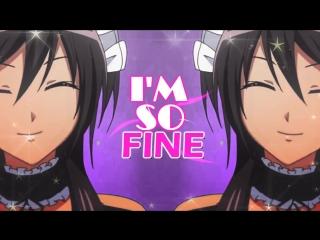 I'M SO HOT | Misaki Ayuzawa [Kaichou wa Maid-sama!] amv