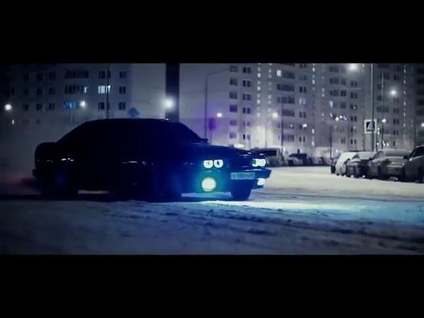 Дрифт BMW под музыку