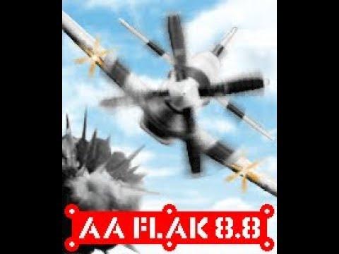 AA Flak 8.8 - Handy-Games