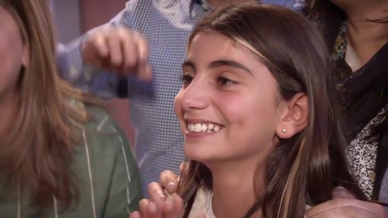 Şebnem Ferah Sil Baştan Melisa Blind Auditions The Voice Kids 2018 SAT 1