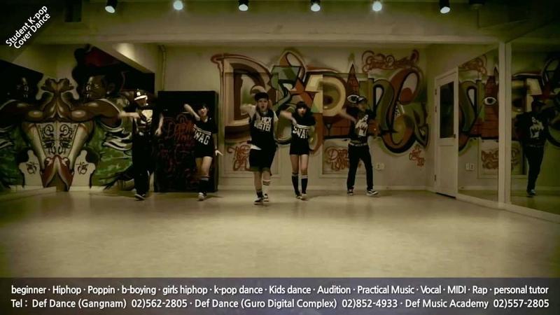 CL (씨엘) - The Baddest Female (나쁜기집애) KPOP DANCE COVER / 데프수강생 월말평가 방송댄스 안무 가수오