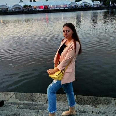 Анастасия Полюдова