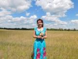 Анастасия Серова читает произведение Псовая охота А.А.Фета