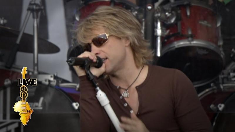 Bon Jovi - Livin' On A Prayer (Live 8 2005)