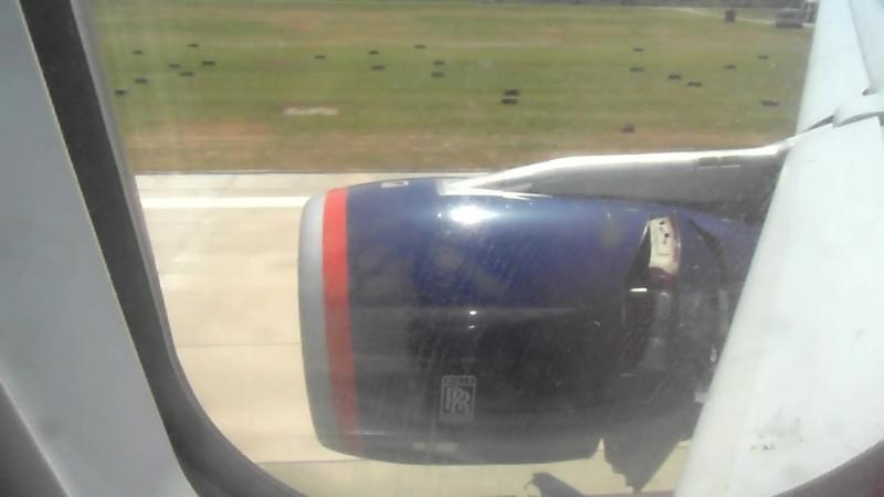 Посадка в Сочи А330 300