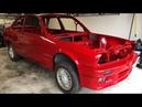 1991 BMW 318iS E30 M Tech 2 Restoration Project