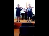 Экзамен по скрипке 4 кл. Шуберт