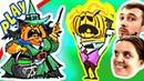Мощная Сила НОВОГО ГЕРОЯ ПРоХоДиМЦа БолтушкА УДИВЛЯЕТСЯ 197 Игра для Детей Tower Conquest