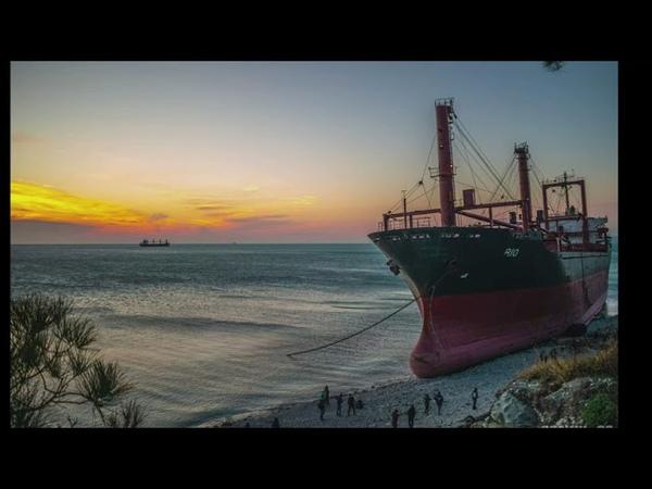 Последние дни жизни корабля Rio