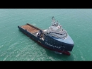 DP2 ROV Support Vessel Campos Tide Video