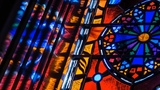 Stained glass time lapse, Washington National Cathedral