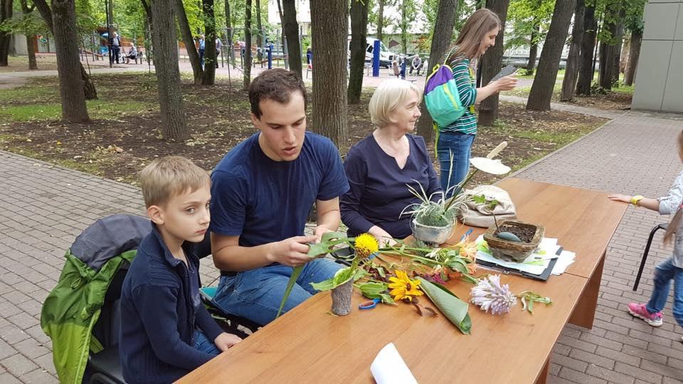 Презентация проекта «Московское долголетие» прошла в Савеловском парке