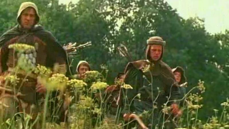 Баллада о доблесном рыцаре Айвенго - Славный парень Робин Гуд