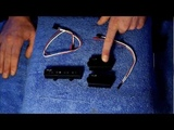 Installing the EMG LJVX + PAX Victor Wooten Pickup Set &amp Michael Pope Flexcore Preamp - Step 3