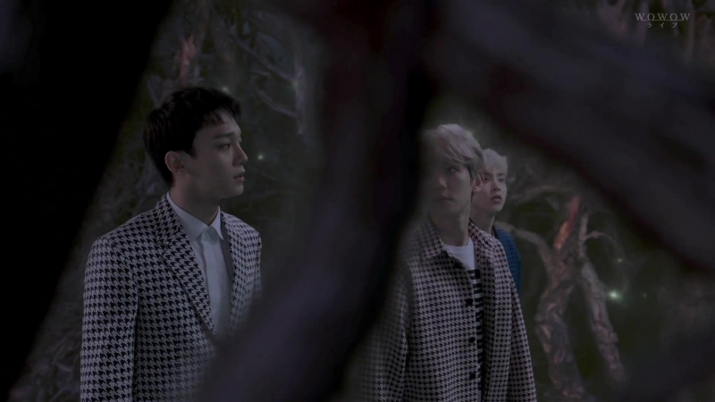 180722 Показали концерт EXO-CBX Маgiсаl Сirсus Тоur in Yоkоhаmа (TV версия)