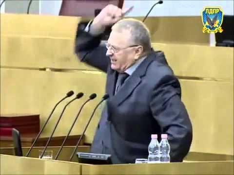 Жириновский: Пропадите пропадом, убирайтесь вон, подлость, гадость, преступники