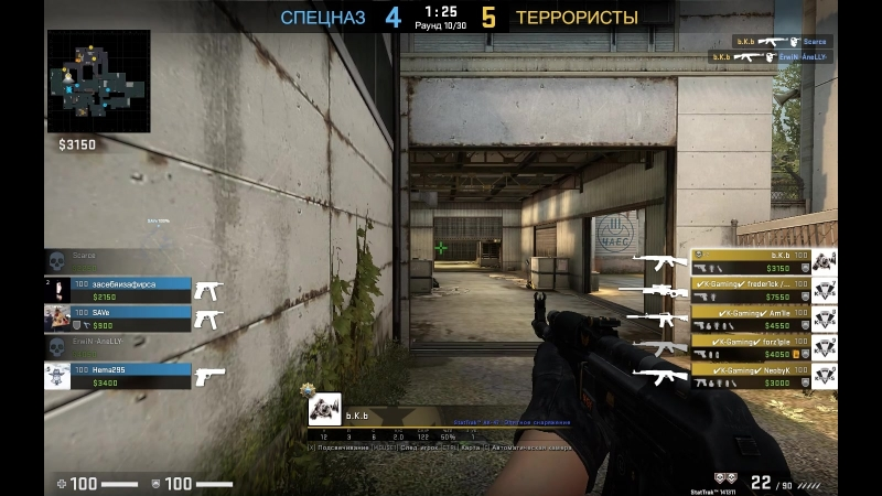 K-Gaming.HighLight.bkb (-3 ak47)
