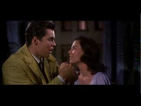 Tonight - West Side Story - Natalie Wood 's own voice