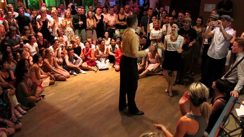 Swing Aout Festival 2015 - Pontus' birthJAM