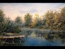 🎨 Landschaftsmalerei in Öl / Ölgemälde / Oil Painting / Aleksandr Grigorev