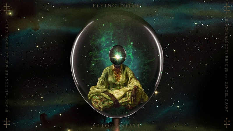 Flying Lotus Black Balloons Reprise feat Denzel Curry Official Audio