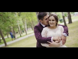 SDE клип на свадьбе. Азат и Алия. 13.7.18