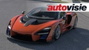 McLaren Senna 2018 Test Autovisie TV