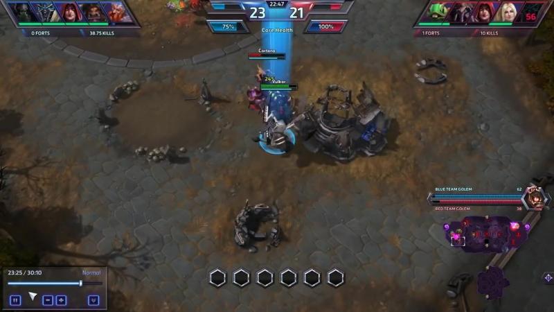 [Спейс] Гайд Heroes of the Storm - Самая Большая Ошибка в Игре и Как Её Избежать   Rhykker   На Русском