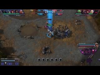 [Спейс] Гайд Heroes of the Storm - Самая Большая Ошибка в Игре и Как Её Избежать | Rhykker | На Русском