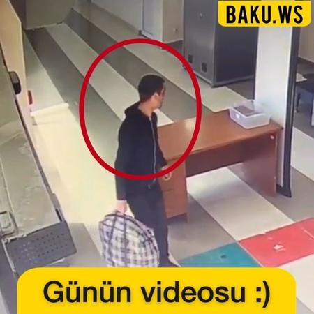 """BAKU.WS Xəbər Portalı © on Instagram: """"Günün videosu :) Sizcə kimdir günahkar? baki baku bakuws bakuws1"""""""