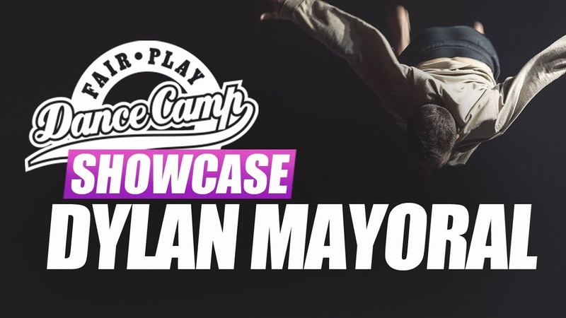 Dylan Mayoral | Fair Play Dance Camp SHOWCASE 2018