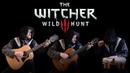The Witcher 3: Wild Hunt OST - Merchants of Novigrad (Acoustic Classical Guitar Fingerstyle Cover)