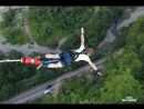 SkyPark Bangy 69 Мой первый прыжок