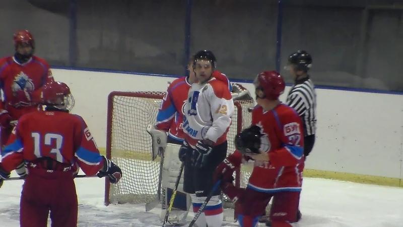 Хоккей в Буе.Планета-ХК Регион(Волгореченск).17.11.2018.(ч.2)