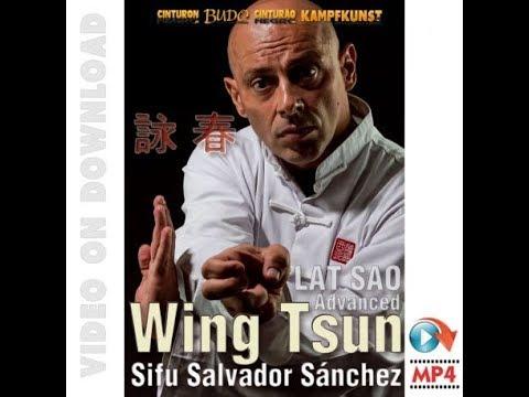 Wing Tsun TAOWS Advanced Lat Sao Sifu Salvador Sanchez
