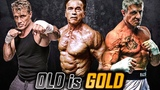 OLD is GOLD #3 - Action Stars - Martial Arts Motivational Video