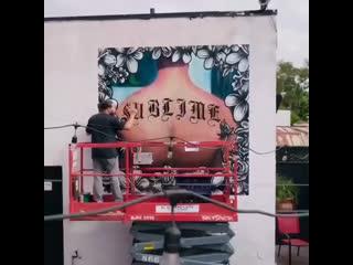 Публикация за 14 мая 2019 (instagram.com/lanadelrey) / тизер документального фильма о группе sublime