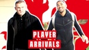 Rooney Returns and Wilson Meets the Boys Player Arrivals Inside Access