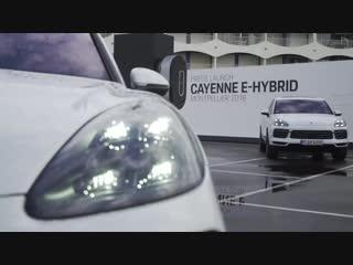 PORSCHE CAYENNE E-HYBRID – How it's made